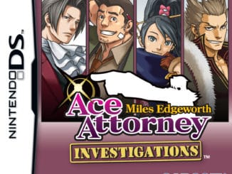 Release - Ace Attorney Investigations: Miles Edgeworth