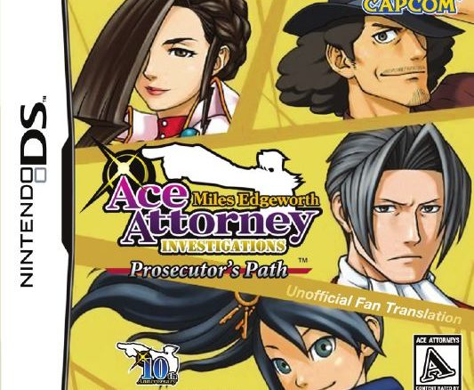 Ace Attorney Investigations: Miles Edgeworth – Prosecutor's Path