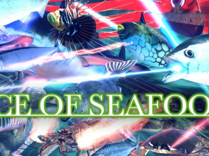 Release - Ace of Seafood
