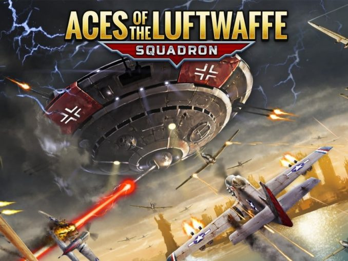 Release - Aces of the Luftwaffe – Squadron