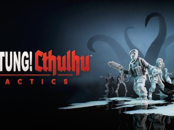 Release - Achtung! Cthulhu Tactics