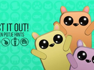 Release - ACT IT OUT! Een Potje Hints