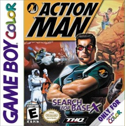 Release - Action Man: Search For Base X