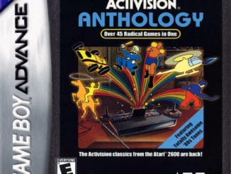 Release - Activision Anthology