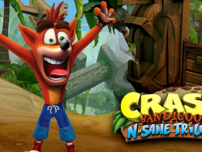 Rumor - [FACT] Activision to bring Crash Bandicoot games?