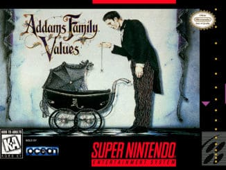 Release - Addams Family Values