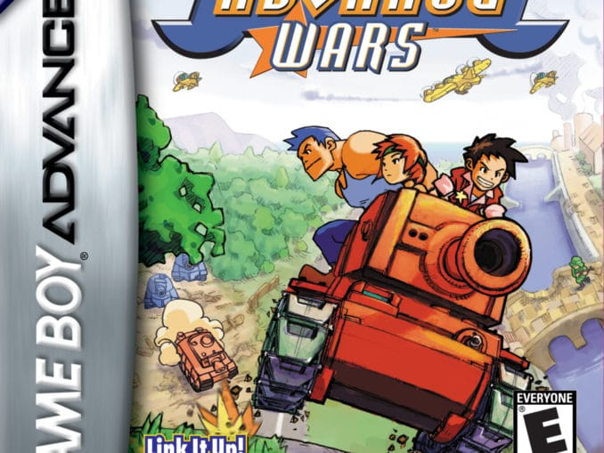 Release - Advance Wars