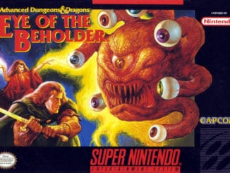Release - Advanced Dungeons & Dragons: Eye of the Beholder