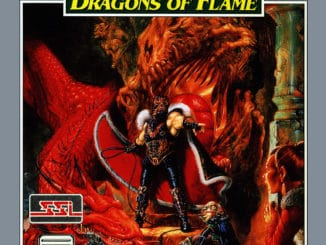 Release - Advanced Dungeons & Dragons: Dragons of Flame