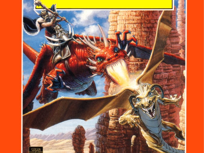Release - Advanced Dungeons & Dragons: DragonStrike