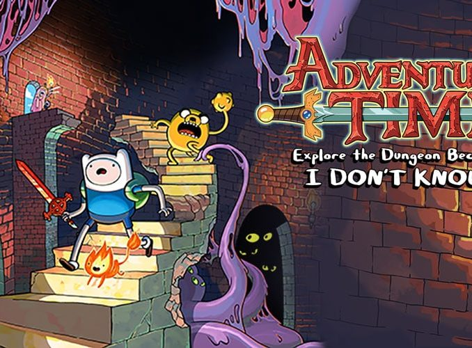 Release - Adventure Time™: Explore the Dungeon Because I DON'T KNOW!