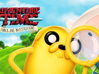 Release - Adventure Time: Finn and Jake Investigations