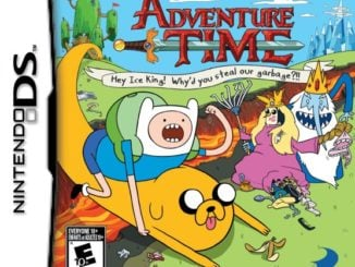 Release - Adventure Time: Hey Ice King! Why'd You Steal Our Garbage?!!