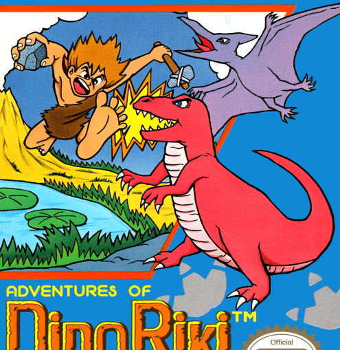 Release - Adventures of Dino Riki