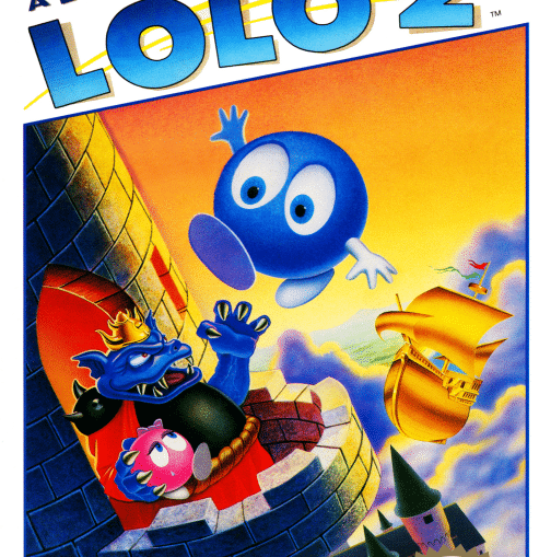 Release - Adventures of Lolo 2