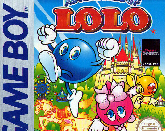 Release - Adventures of Lolo