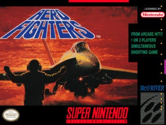 Release - Aero Fighters