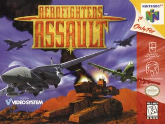 Release - Aero Fighters Assault