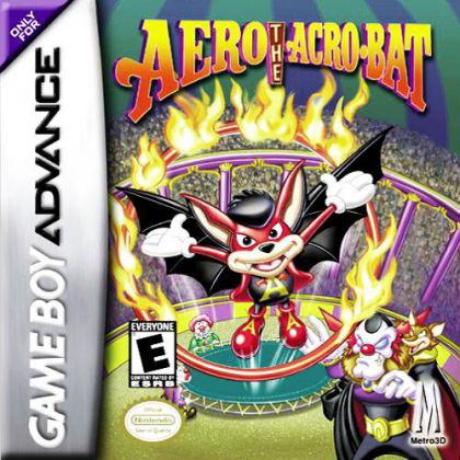 Release - Aero the Acro-bat