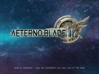 AeternoBlade II – Derde persoon Combat Gameplay Trailer