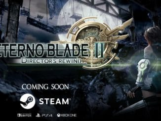 AeternoBlade II wordt gratis Director's Rewind Version