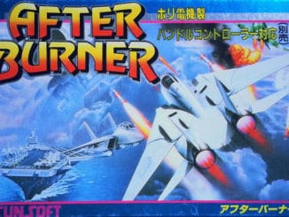 Release - After Burner II