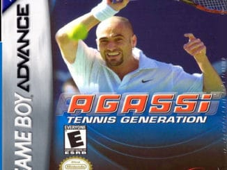 Release - Agassi Tennis Generation