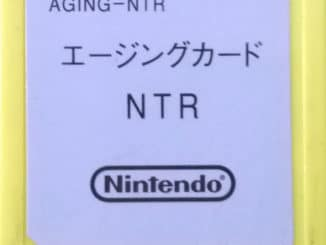 Release - Aging Card NTR DS