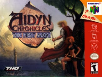Release - Aidyn Chronicles: The First Mage