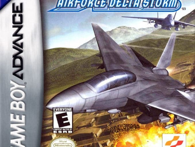 Release - AirForce Delta Storm
