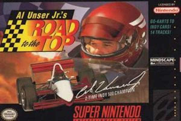 Al Unser Jr.'s Road to the Top