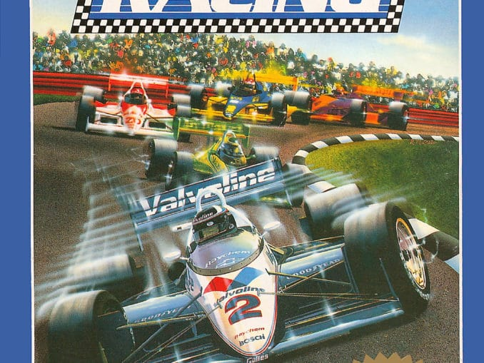 Release - Al Unser Jr. Turbo Racing