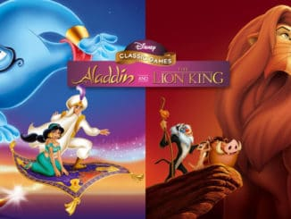 Aladdin and The Lion King – Launch trailer