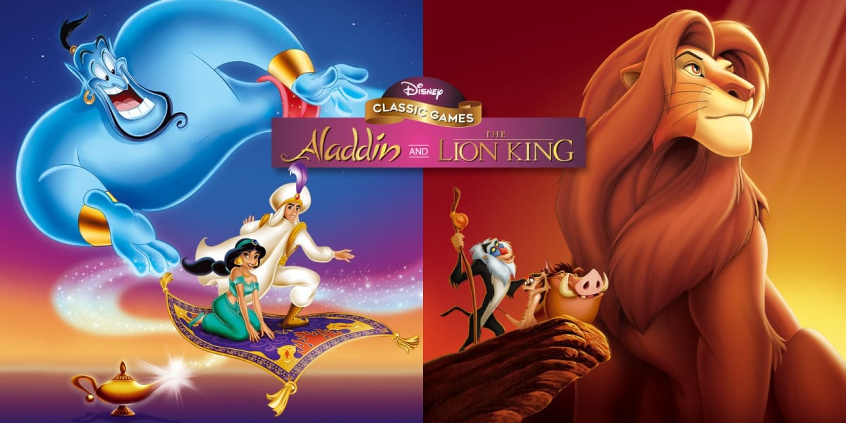 Aladdin and The LionKing – Launch trailer