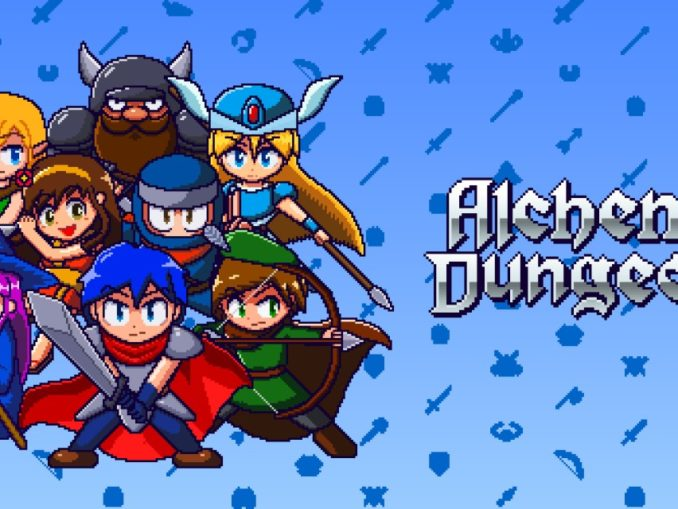 Release - Alchemic Dungeons DX