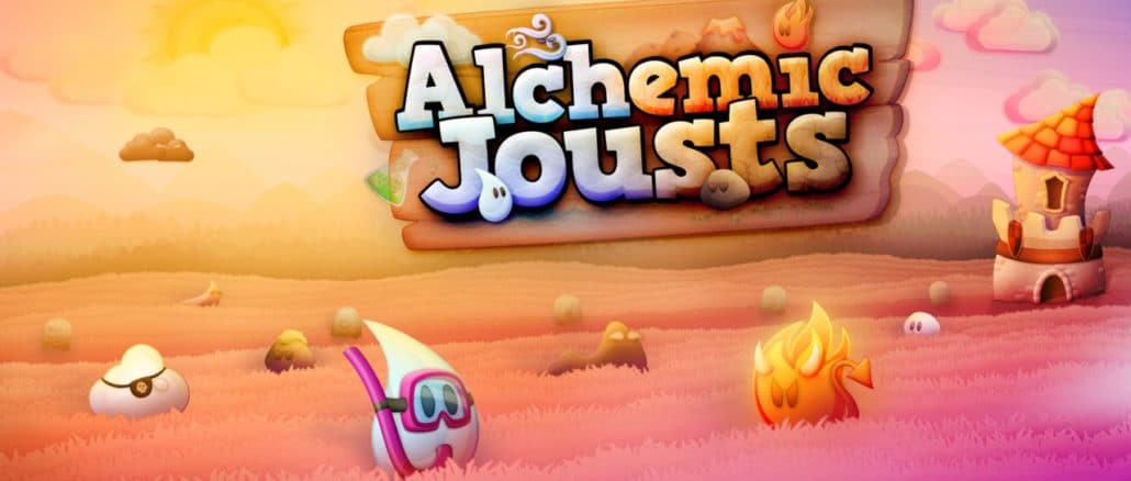 Alchemic Jousts
