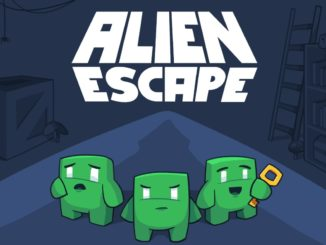Release - Alien Escape