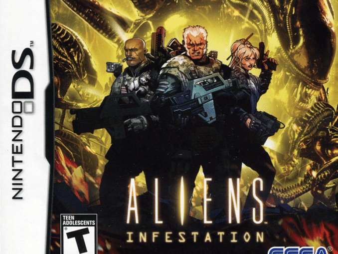 Release - Aliens: Infestation
