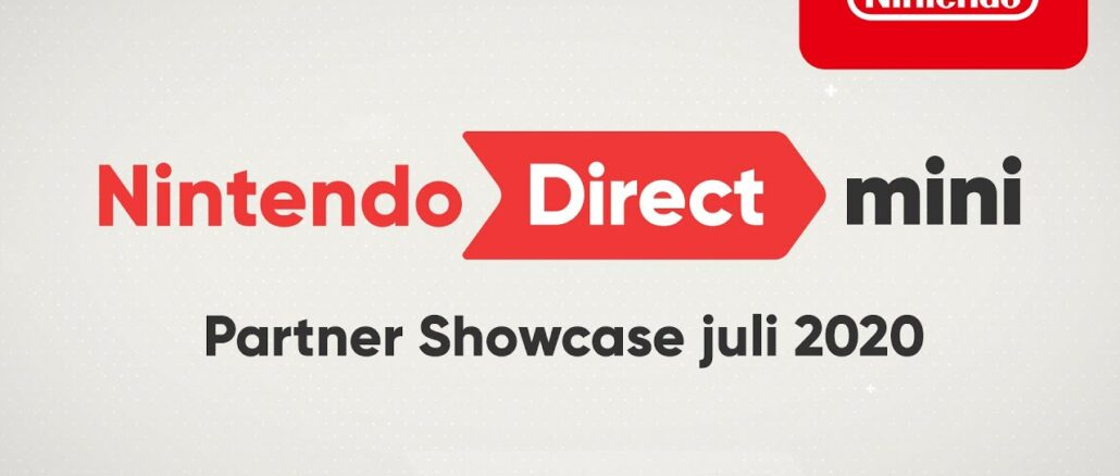 Alles over de Nintendo Direct Mini: Partner Showcase juli 2020