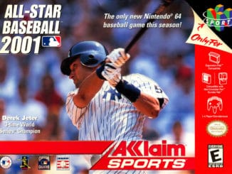 Release - All-Star Baseball 2001