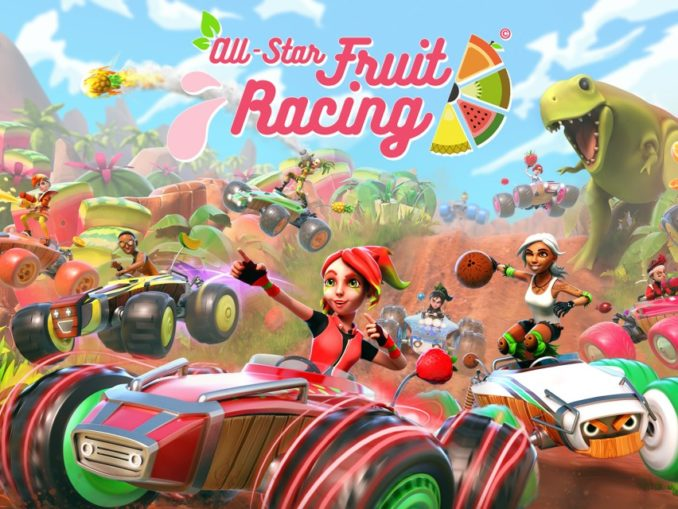 Release - All-Star Fruit Racing