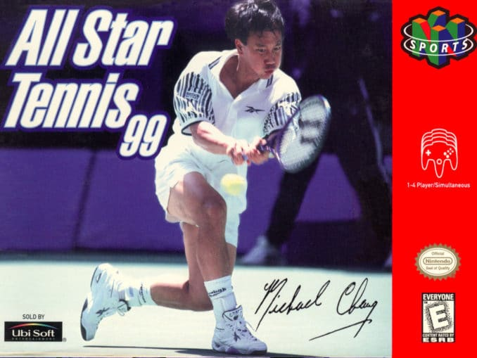 Release - All Star Tennis 99