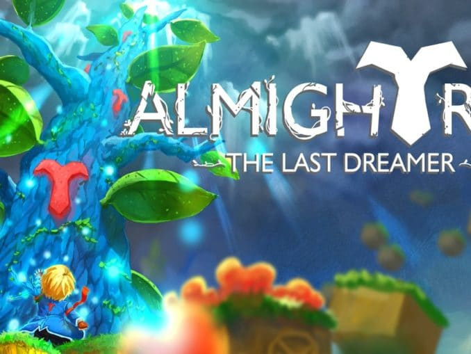 Release - Almightree: The Last Dreamer