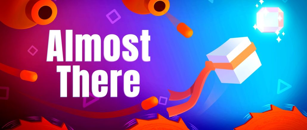Almost There: The Platfomer announced