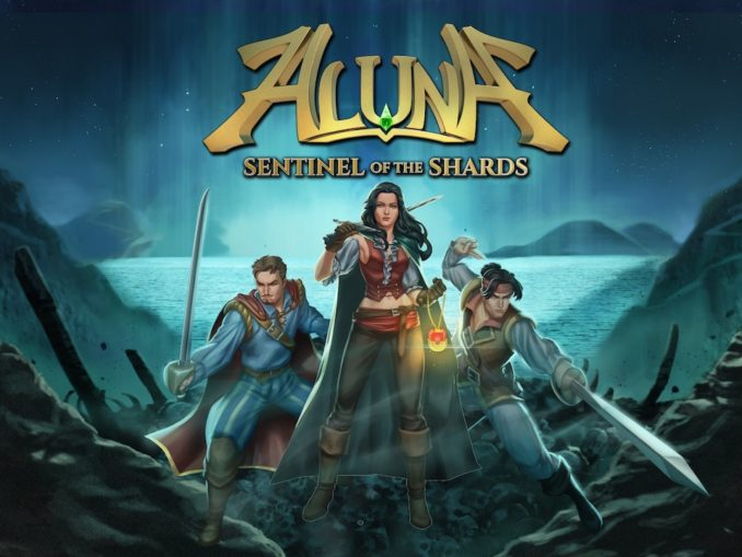 Nieuws - Aluna: Sentinel Of The Shards – Discovery Trailer