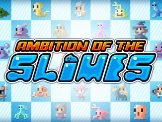 Release - Ambition of the Slimes