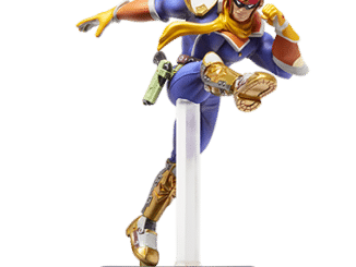 Release - Captain Falcon