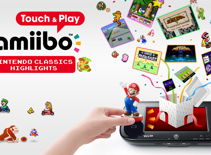 Release - amiibo Touch & Play: Nintendo Classics Highlights