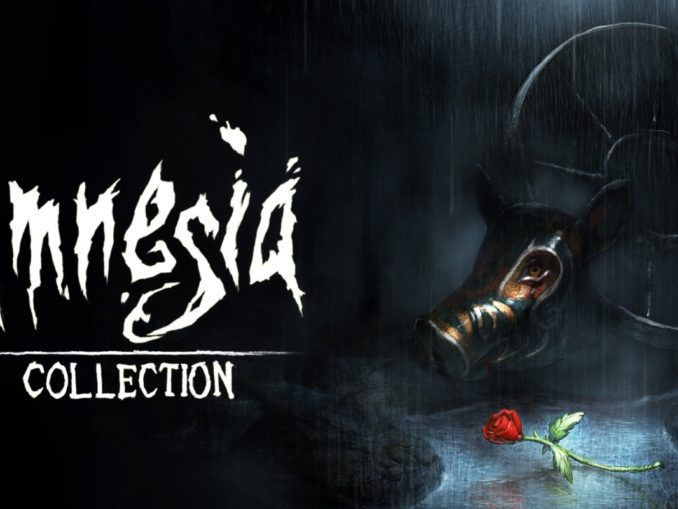 Release - Amnesia: Collection