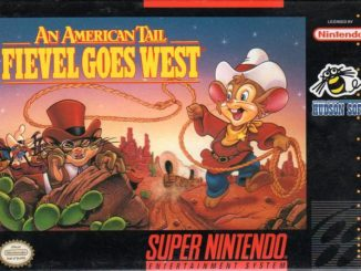 Release - An American Tail: Fievel Goes West